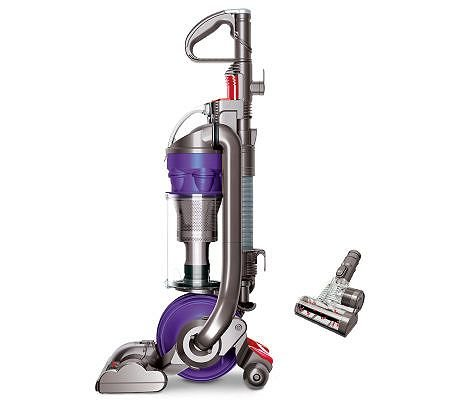 DYSON DC24 Small Ball MULTI All Floor or ANIMAL Pet Hair Allery Cyclone Upright Vacuum Cleaner - Choose from the dropdown menu - Refurbished Dysons sold by Grumpy Greyhound (PURPLE DC24 Animal Pet Hair)