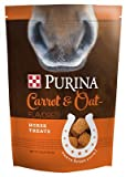 Purina Carrot and Oat Flavored Horse Treats, 2.5