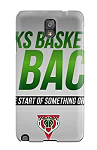 Hot milwaukee bucks nba basketball (3) NBA Sports & Colleges colorful Note 3 cases 2322057K566621669