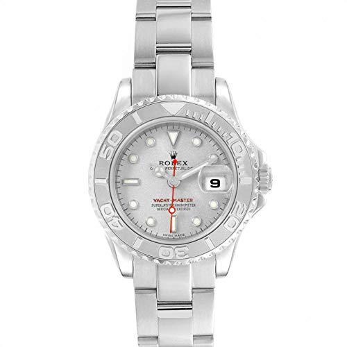 Rolex Yacht-Master Automatic-self-Wind Female Watch 169622 (Certified Pre-Owned)