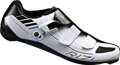 Shimano SPD SH Zapatos de Carreras de Adultos R 171 W: Amazon.es: Deportes y aire libre
