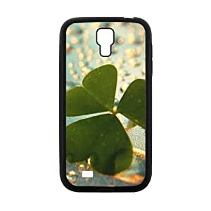Four Leaf Clover Water Drop Fashion Personalized Clear Cell Phone For Case Samsung Galaxy Note 2 N7100 Cover