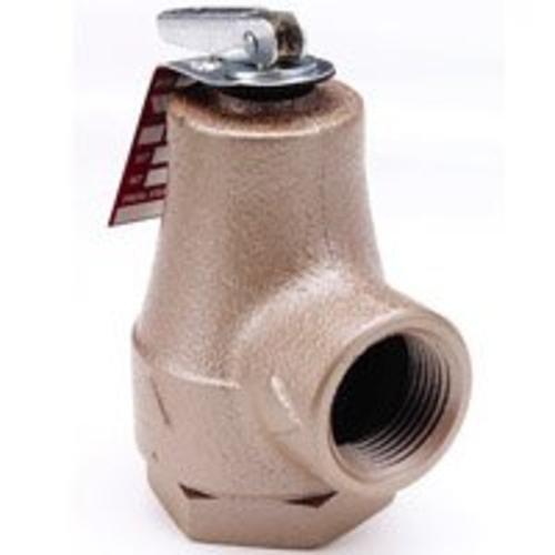 WATTS BRASS & TUBULAR 374A 3/4 Boiler Relief Valve by Watts Brass & Tubular (Image #1)