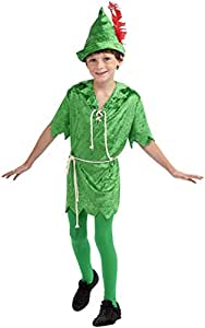Forum Novelties Peter Pan Costume, Child's Large
