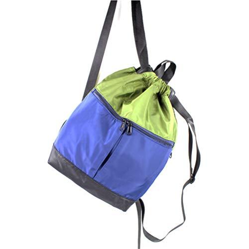 tirare in corda uomini C donne per borsa grande e Vhvcx impermeabile con capacità nylon la xHqIBFg