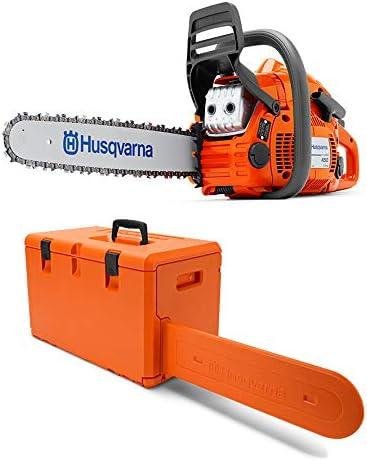[해외]Husqvarna 450 II E Series 50.2cc 18 Inch Gas Powered ChainsawPowerbox Case / Husqvarna 450 II E Series 50.2cc 18 Inch Gas Powered ChainsawPowerbox Case
