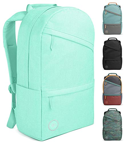 Simple Modern Legacy Backpack with Laptop Compartment Sleeve - 25L Travel Bag for Men & Women College Work School -Oasis