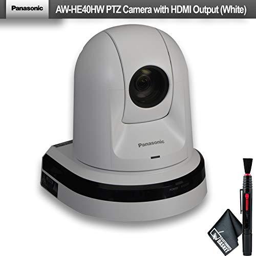 (Panasonic AW-HE40HW PTZ Camera with HDMI Output (White) (AW-HE40HWPJ9))