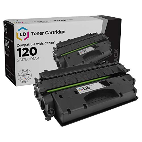 LD Compatible Toner Cartridge Replacement for Canon 120 2617B001AA - Imageclass Laser D1150 Canon