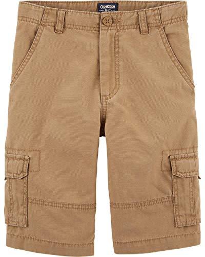 Osh Kosh Boys' Toddler Cargo Shorts, Cedar 5T - Oshkosh Boys Shorts