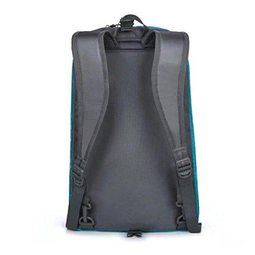 Mochila Personalizada Deformación Deportes Anti-robo Paquete De Ocio Al Aire Libre Bolsa De Viaje Bolso Black