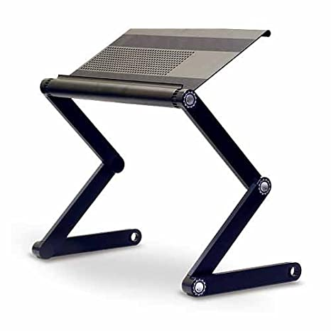 Friendly Portable Laptop Table By Superjare Adj Foldable & Durable Design Stand Desk