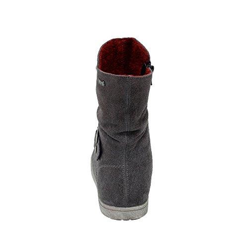 Rieker Wasserabweisender Stiefel Dunkel-Grau