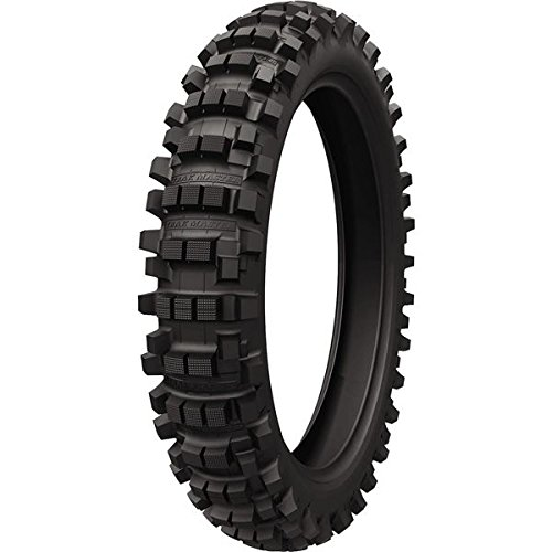 KENDA TIRE & TUBE K760 Black Motorcycle Tire by KENDA TIRE & TUBE