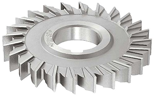 9 Cutting Diameter 36 Teeth Standard Cut 7//8 Width HSS KEO Milling 06480 Straight Tooth Milling Cutter,B Style Uncoated Coating 1-1//4 Arbor Hole