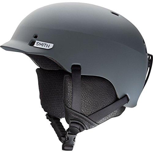 Smith Optics Gage Adult Ski Snowmobile Helmet - Matte Charcoal / Medium