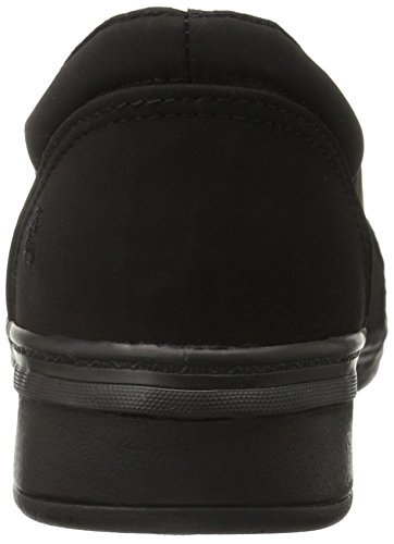 Grasshoppers Women's Jade Fashion Sneaker Black Nubuck 5vmAjGSis