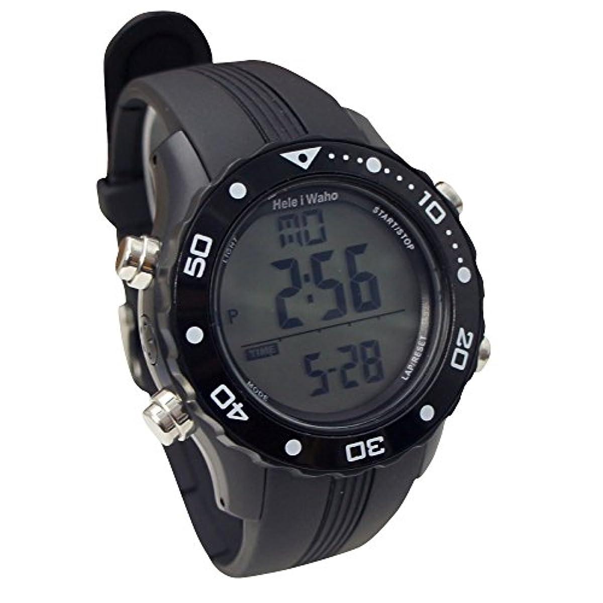 [해외] Hele i Waho 다이빙 스노클링 마스터 시계