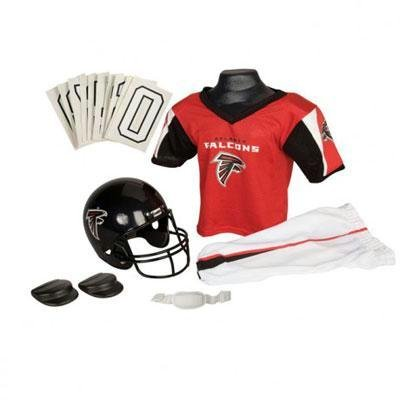 NFL Atlanta Falcons Boy's Uniform Set, Medium -  Franklin, 15701F01P1Z