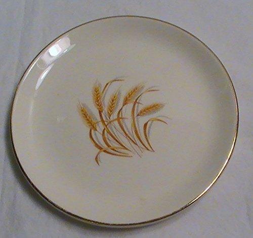 Homer Laughlin Golden Wheat Luncheon Plate - One (1) ()
