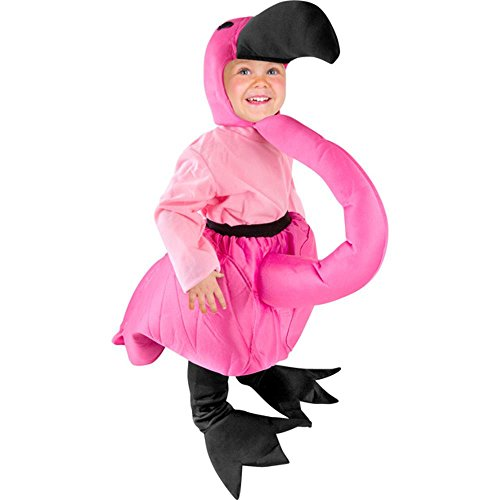 Child's Toddler Flamingo Costume (Size: -