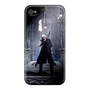 High-quality Durability Case For Iphone 4/4s(devil May Cry 2) by Maris's Diary