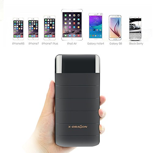 ability Bank, X DRAGON streamlined 20100mAh External Battery