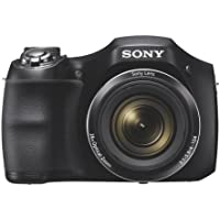 Sony Cybershot H200 Black 20.1MP 26X (OLD MODEL)