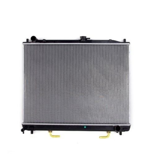 OCPTY Aluminum Radiator Replacement fit for 2468 2001-2002 Mitsubishi Montero Limited/XLS Sport Utility 4-Door 3.5L