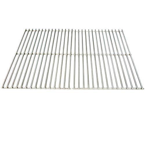 (Direct store Parts DS106 Solid Stainless Steel Cooking grids Replacement DCS Models: 27, 27DBQR, 27DBR, 27DSBQ, 27DSBQR, 27FSBQ, 27FSBQR, BGA27-BQ, BGA27-BQR; Uniflame : NSG3902B, Gas Grill)
