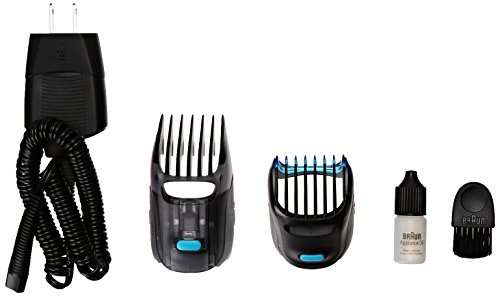 braun cruzer 5 beard trimmer 1 count trimmers braun beautil. Black Bedroom Furniture Sets. Home Design Ideas