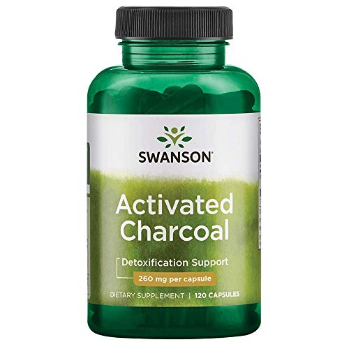 Swanson Activated Charcoal Detox
