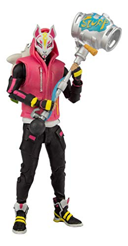 HEO GMBH- Fortnite Figura articulada Drift, Multicolor (MC Farlane MCF10607-7)