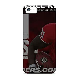 Hot New San Francisco 49ers Cases Covers For Iphone 5c With Perfect Design