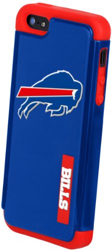 Forever Collectibles Buffalo Bills Rugged Dual Hybrid Apple iPhone 5 & 5S Case