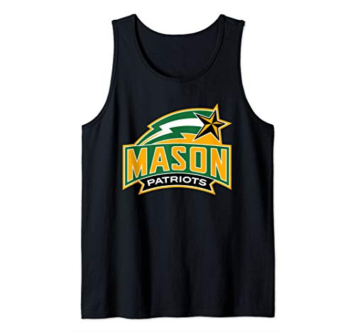 - George Mason University Patriots NCAA RYLGMU06 Tank Top