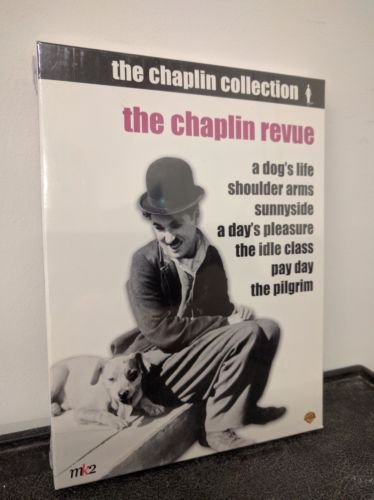 Chaplin Collection (Modern Times, The Great Dictator, City Lights, The Circus) [Import: All regions]
