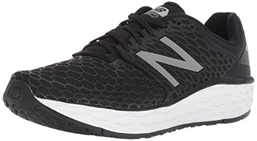 New Balance Men's Vongo V3 Fresh Foam Running Shoe, Black, 10 D US (Best New Balance Stability Running Shoes)