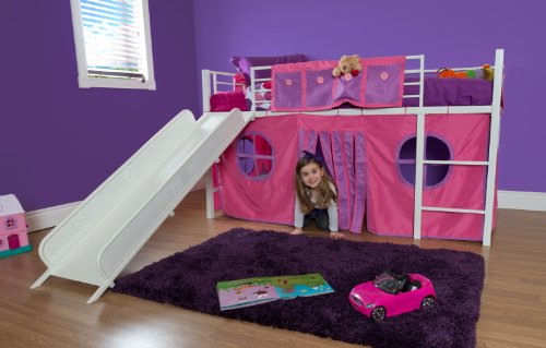 DHP Junior Loft with Slide