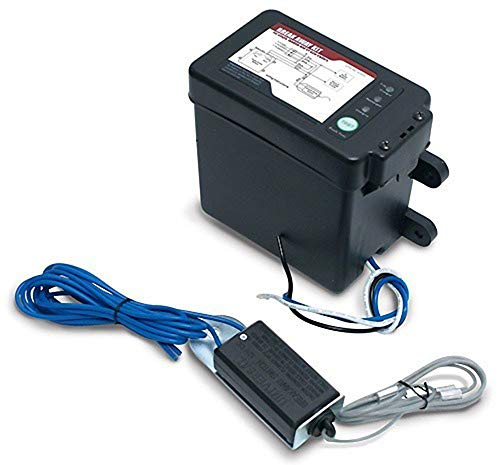 - Universal Power Group UPG 86172 Black Top-Load Breakaway Kit with LED, Charger and Switch