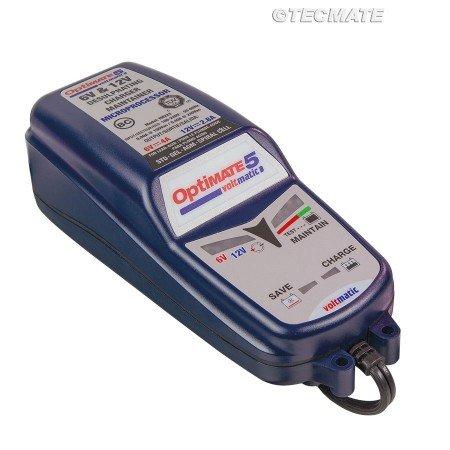 CHARGEUR DE BATTERIE OPTIMATE 5 VOLTMATIC TECMATE-3807-0283