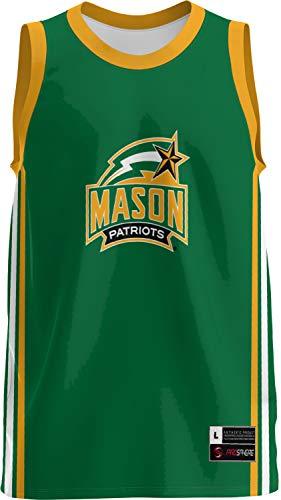 - ProSphere George Mason University Boys' Replica Basketball Jersey - Classic FFAA