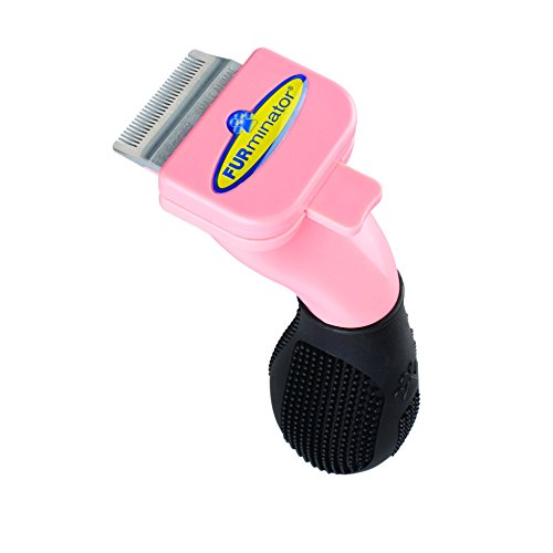 - FURminator Small Animal deShedding Tool
