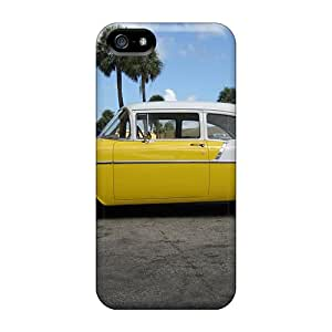 Top Quality Case Cover For Iphone 5/5s Case With Nice 1956 Chevy Appearance