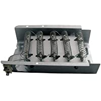 Supco DE838 Dryer Heater Element, Replaces Whirlpool 279838, GE WE11X10004