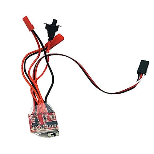 TANGON 30A Independent Brushless ESC Speed Controller for WPL B-36/ KIT/MN KIT Series
