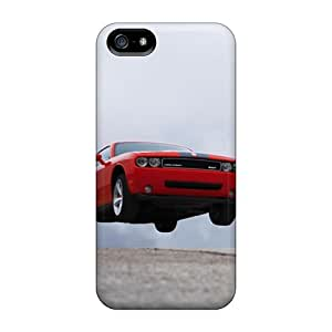 Pure For SamSung Galaxy S5 Phone Case Cover Well-designed Hard Dodge Challenger Protector