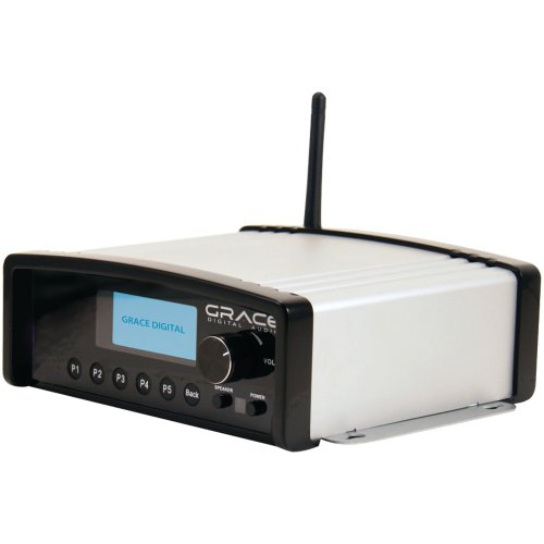 Grace Digital GDI-IRBM20 Internet Radio Featuring SiriusXM Internet Music for Business (GDI-IRBM20) by Grace Digital