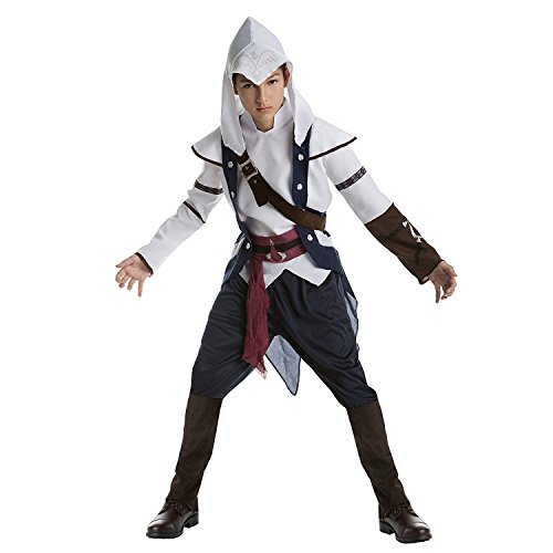 Palamon Assassin's Creed Teen Boys' 3-Piece Connor Costume (Teen Large) for $<!--$31.99-->