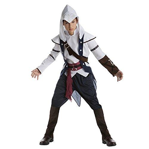 Palamon Assassin's Creed Teen Boys' 3-Piece Connor Costume (Teen ()